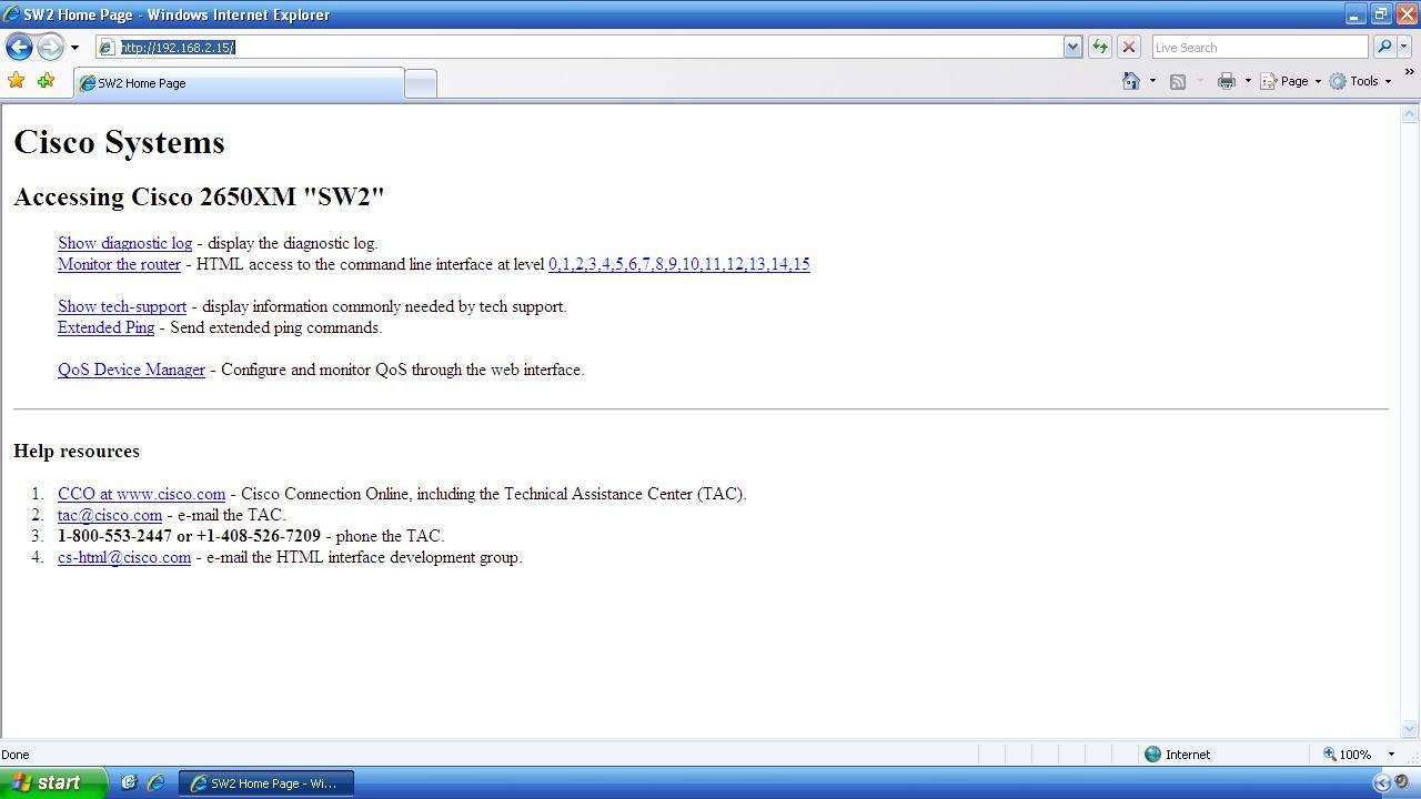 Configuring Cisco IOS Web Server Authentication | Free CCNA Workbook