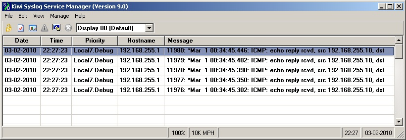 Configure Logging to a Remote SYSLog Server | Free CCNA Workbook